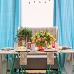 A Colorful Pottery Barn Easter Tabletop